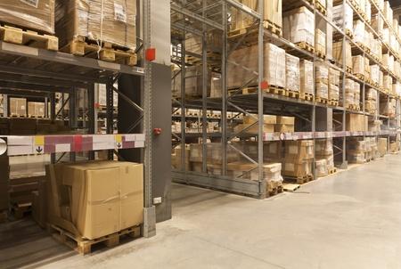 北京、中国の IKEA 社の家具倉庫