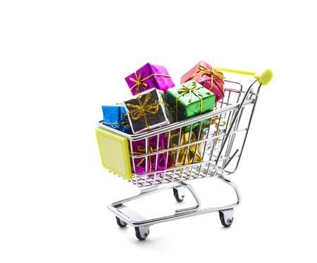 trolly: Gift Shopping