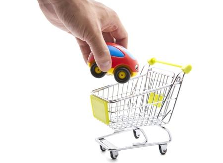 car retailer: Buying car