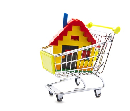 Buying a house Stock Photo - 12359131
