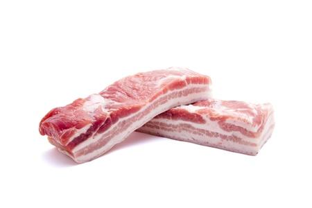 豚バラ肉 写真素材