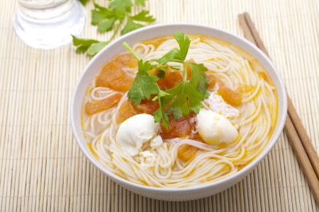 asian noodle: chinese noodles
