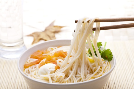 chinese noodles: noodles