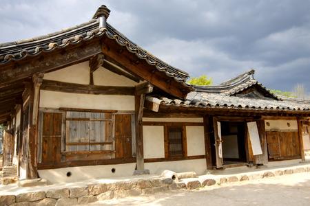 Traditional Korean House , South Korea
