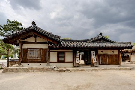 Traditional Korean House, South Korea
