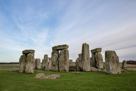 stonehenge: the historic stonehenge