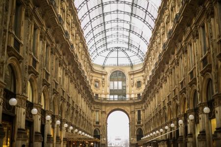 vittorio emanuele: The Galleria Vittorio Emanuele II Editorial