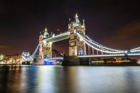 Tower Bridge London, England photo