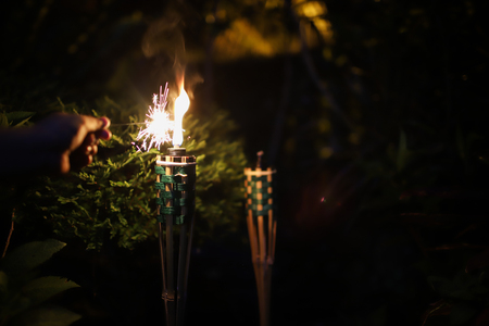 Pelita & Sparkles Stock Photo