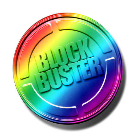 blockbuster: Blockbuster