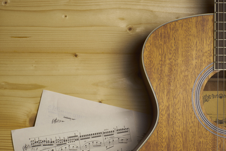 recital: Classical Guitar Horizontal