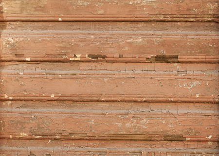 sides: Texture of old wooden brown wall crumbling