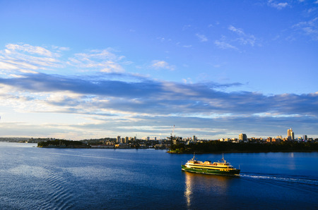 ferries: Sydney Manly Ferry