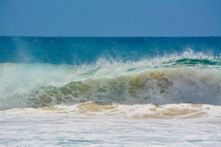 breaking: Wave Breaking Gold Coast