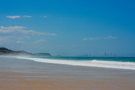 gold coast australia: Gold Coast Skyline