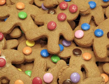 gingerbread: Gingerbread men
