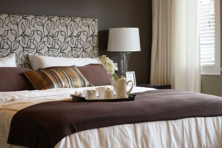 bedroom: Master bedroom.