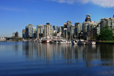port stanley: City of Vancouver