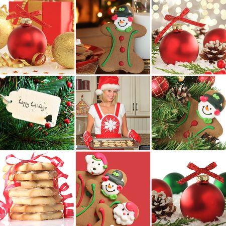 A very Merry Christmas collection.  Stock Photo - 7904290