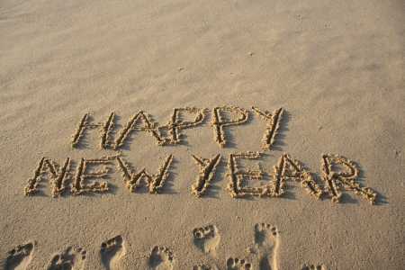 Happy new year Stock Photo - 11227042