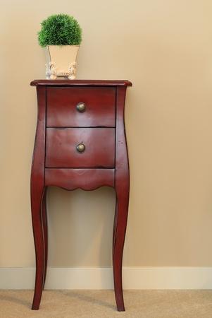 Classic wooden dressser