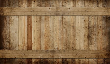 Weathered cedar background panel