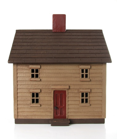 Shaker style house model  Stock Photo - 15422513