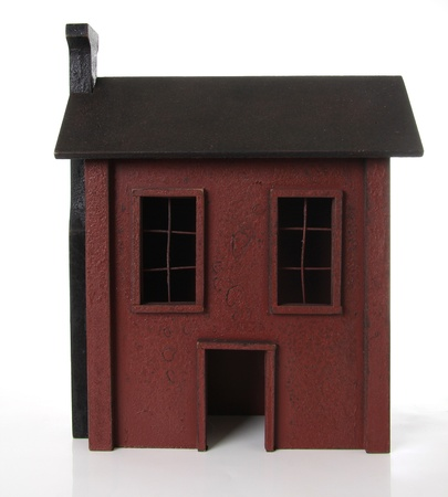 country house style: Shaker style house model