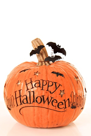 Happy Halloween pumkin.