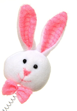Easter bunny toy Stock Photo - 18138148