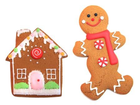 gingerbread: Gingerbread man Christmas cookies