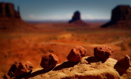 Monument Valley Navajo Tribal Park, sunrise
