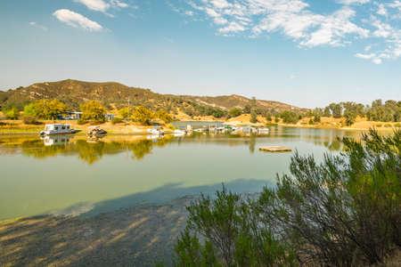 Santa Margarita Lake Recreation and Natural Area, California