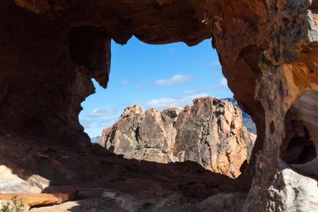 suid: Rock Window