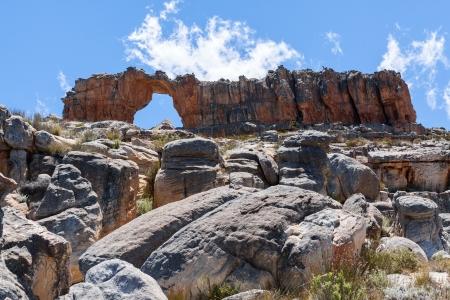 suid: Arch Rock
