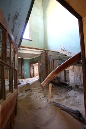 Kolmanskop Ghost Town photo