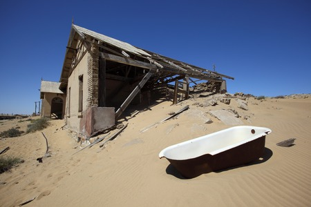 Bath at Kolmanskop photo