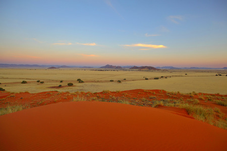 namib: Twilight over the Namib