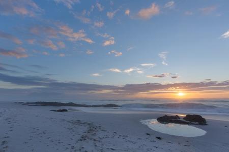 atlantic: Sunset over the Atlantic