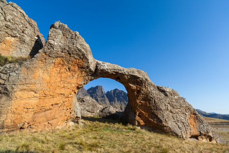 rock arch: The Rock Arch