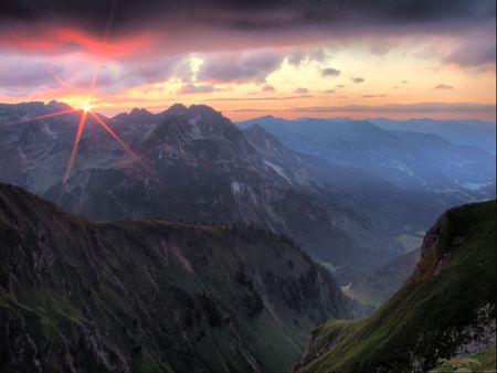 alpen: HDR Fotographie