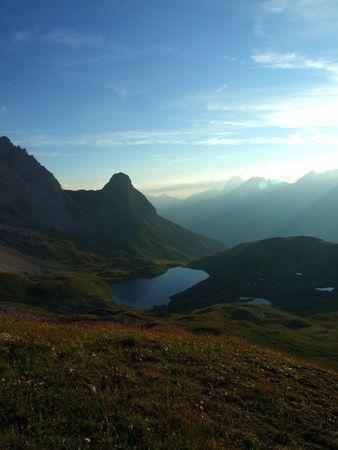 blumen: Summer in the bavarian alps