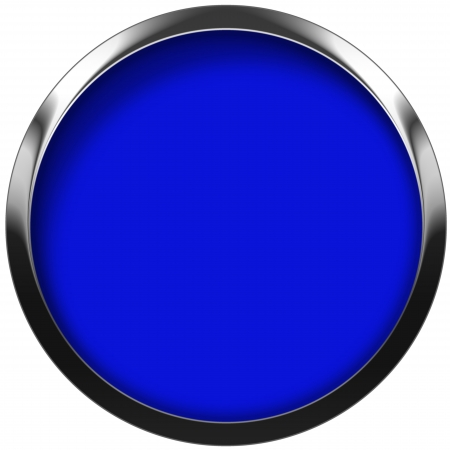 metall: Button dunkelblau dark blue