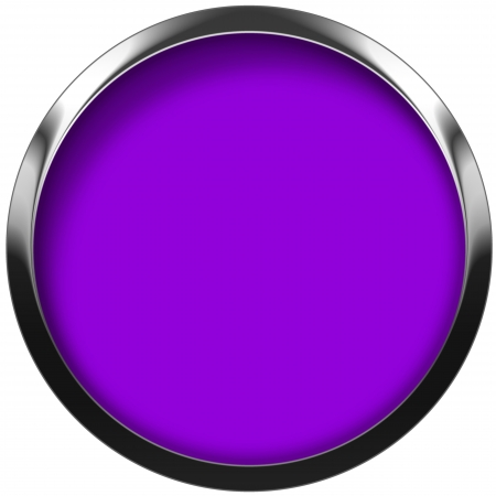 lila: Button lila purple