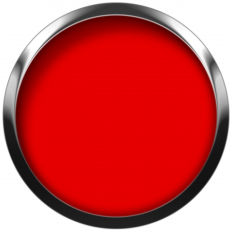 Button rot red photo
