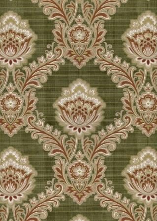 muster: vintage barock wallpaper design Stock Photo