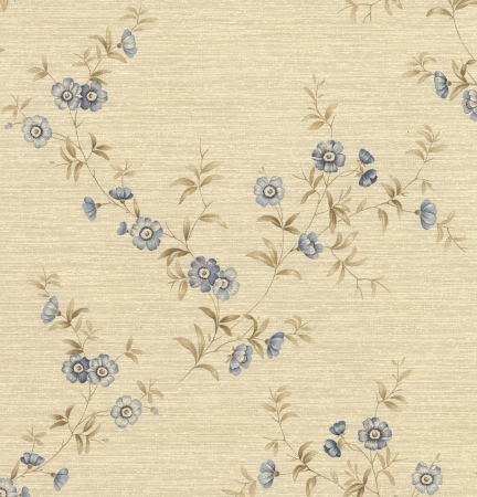 pflanzen: Florales Design fuer Tapete und Delorationsstoff