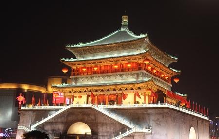 The Bell Tower Xian