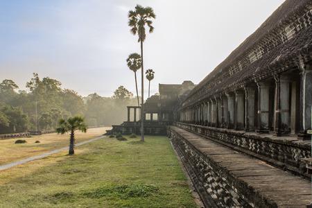 Temple of Angkor Wat - Cambodia Destination