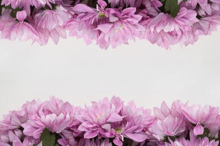 bloem decoratie frame Stockfoto